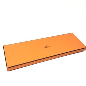 HERMES Gift Box for Men Ties or Other Accessories